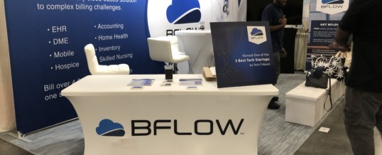 Medtrade 2018 was a hit for BFLOW